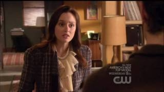 Gossip Girl 4x17 Blair kisses Dan Gossip Girl 4x21 Dan