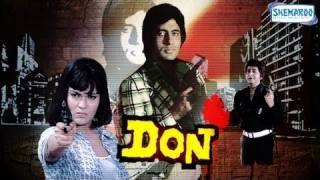 Don (1978) - Bollywood Movie - Amitabh Bachchan,Zeenat Aman,Pran,Iftekhar ���� �������� ����� �����   ���� �������� �������� ������ �����