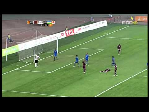 YouTube - 2010 asian games quarterfinal uzbekistan vs qatar.flv узбек кино мухаббат синовлари 2