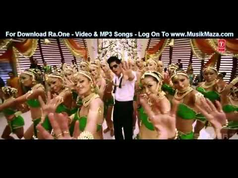 Chammak Challo Ra One Official Video Song 2011 Hindi Film ShahRukh Khan Kareena Kapoor Akon YouTube hind kinolari uz tilida yovtvbi uzbikhca
