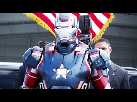 Iron Man 3 Trailer 2012 - Official 2013 Movie [HD] байавик кино 2013