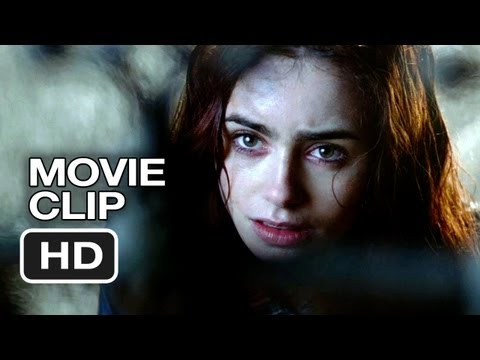 The Mortal Instruments: City of Bones Movie CLIP - Not a Dump (2013) - Lily Collins Movie HD Кино  килип Кино килип